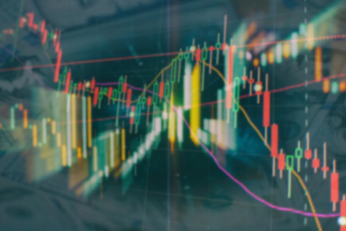 graphic volatility market