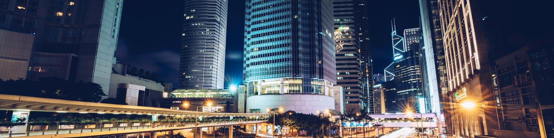 Cityscape Los Angeles