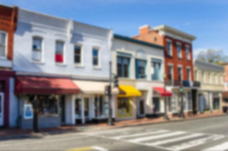 neighborhood storefront