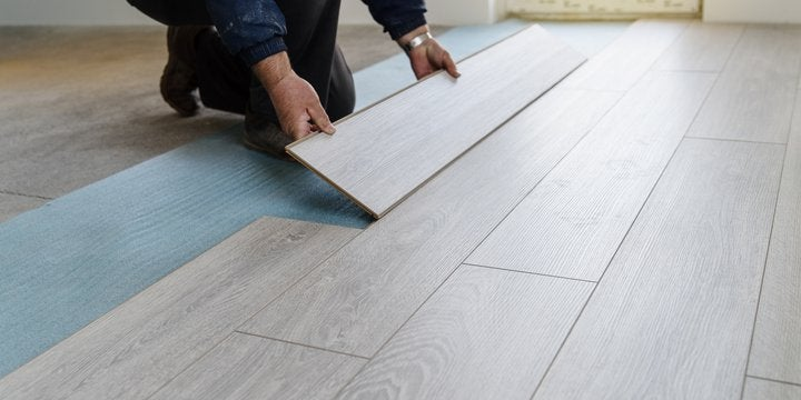 And Easy Temporary Flooring Ideas, Cost To Put Laminate Flooring