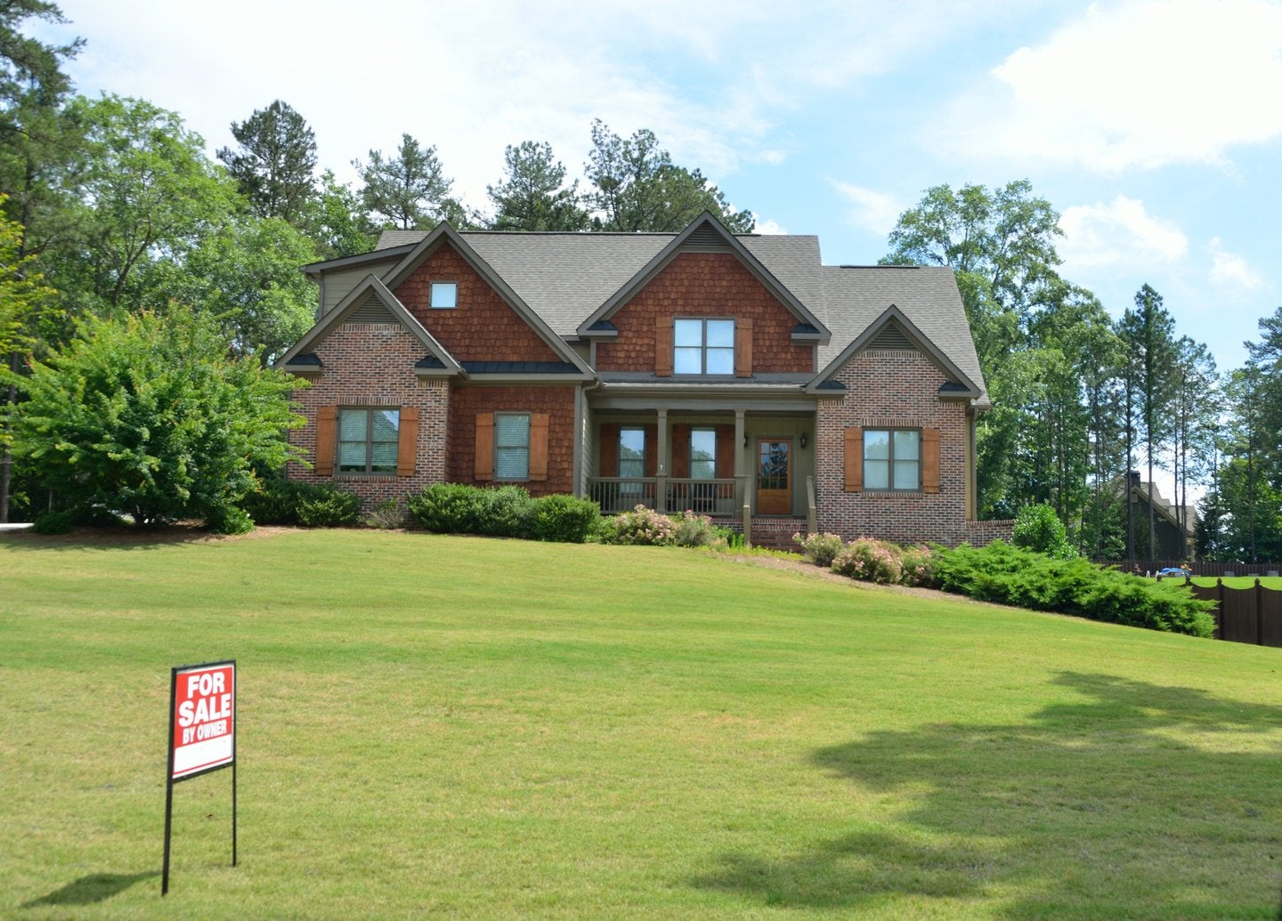 large home for sale