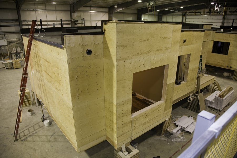 2020 Trend: The Continued Growth of Modular Construction