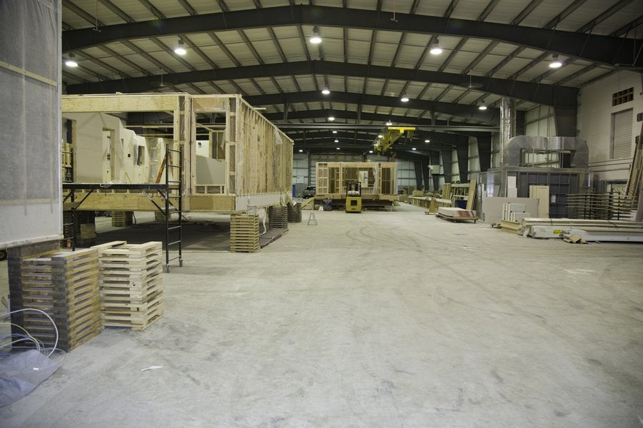 Will Modular Construction Play A Bigger Role During the COVID-19 Epidemic?