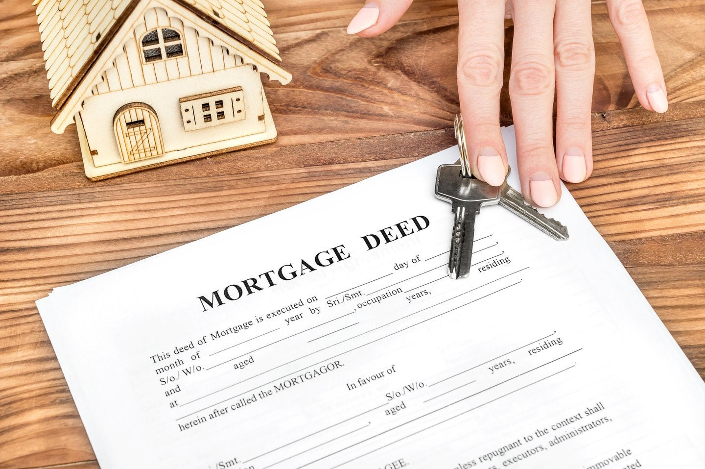 mortgage deed