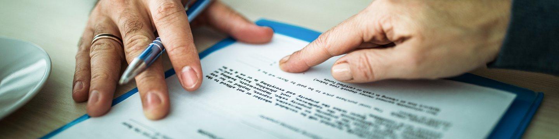 mortgage loan paperwork