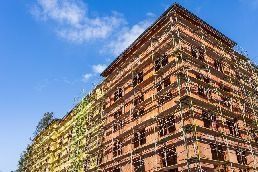 These 25 Markets Are Adding the Most Multifamily Units