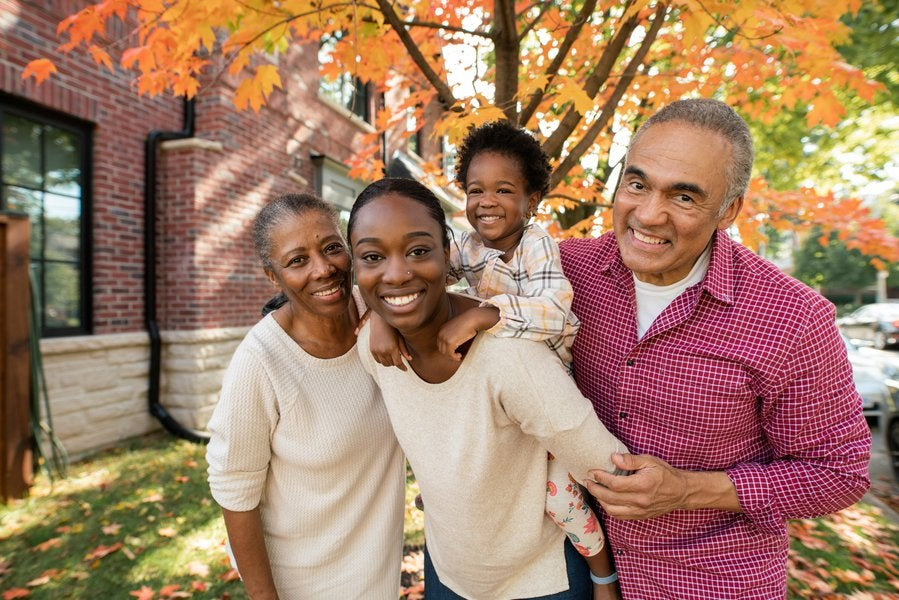 Will Your Next Home Have Room for an Aging Parent?