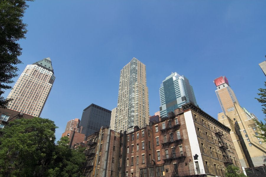 Vornado Realty Trust to Raze Hotel Pennsylvania and Create Tracking Stock for New Developments