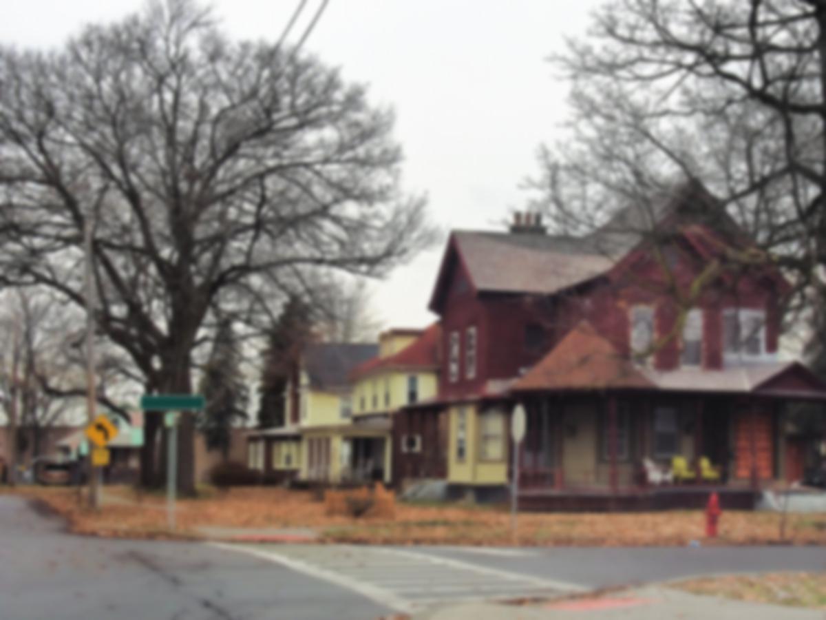 older neighborhood
