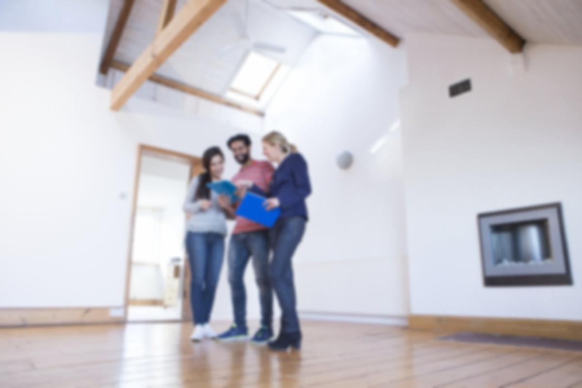 people inside a house