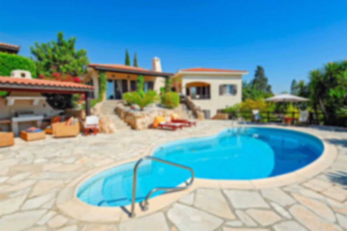 pool vacation