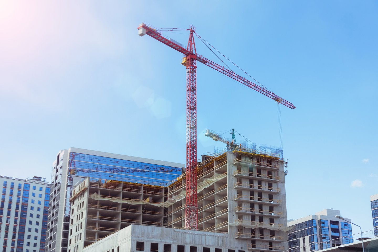 real estate construction