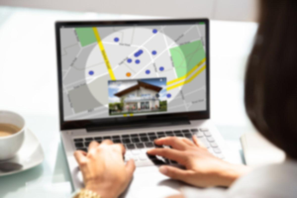 real estate search