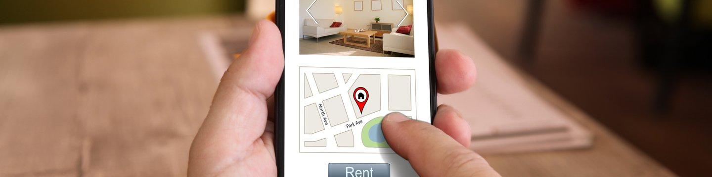 rental apartment search