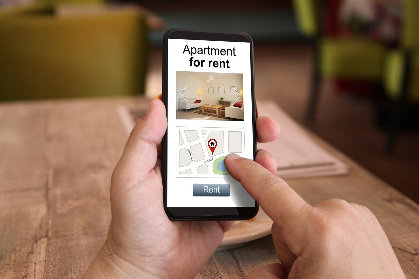 rental apartment search