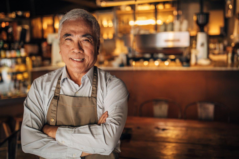 restaurant owner