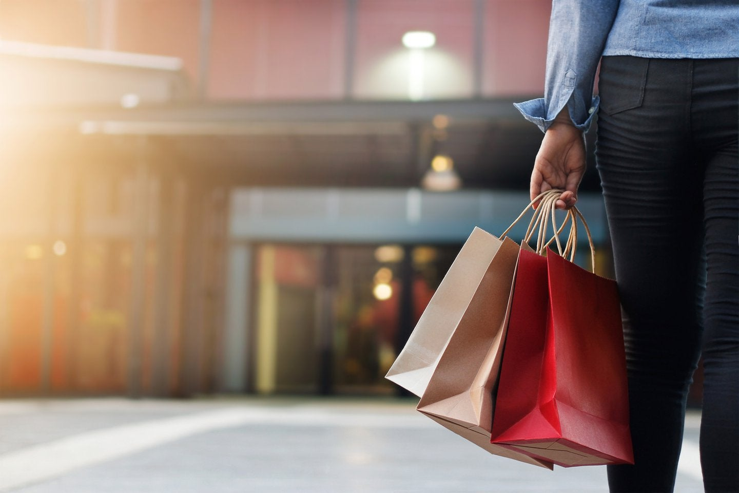 shopping retail bags
