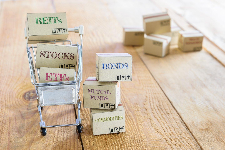 stocks etfs