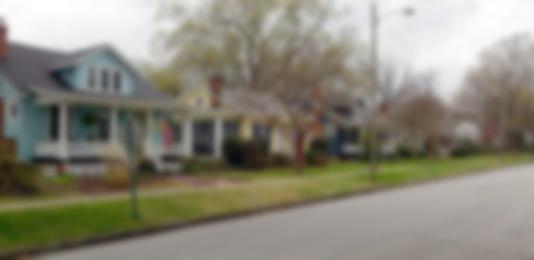 street houses neighborhood