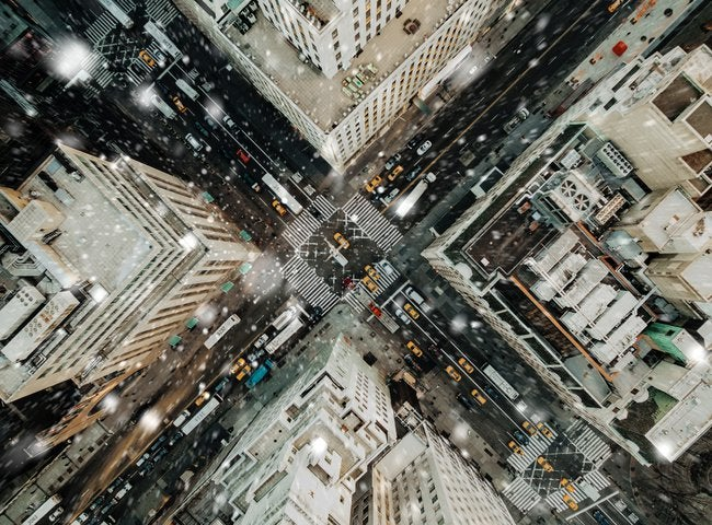 streets aerial