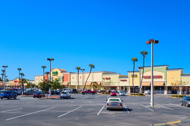 strip mall florida