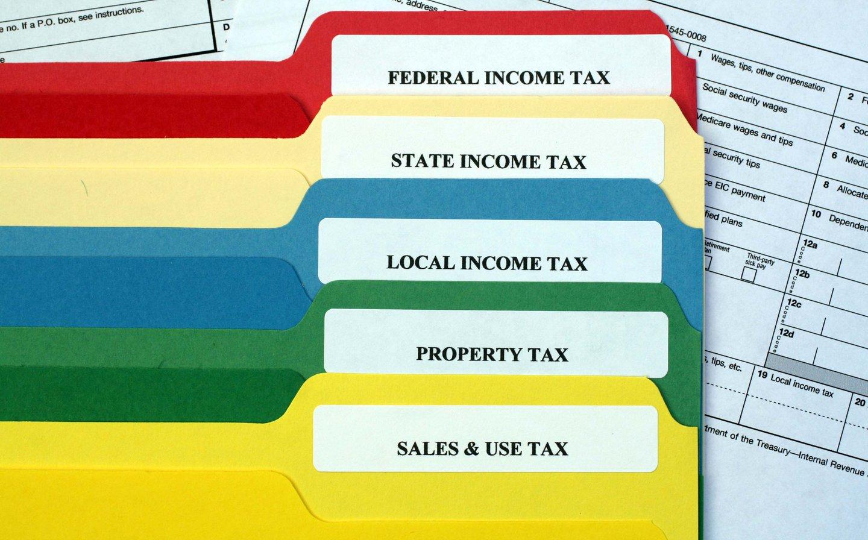 taxes folders property tax