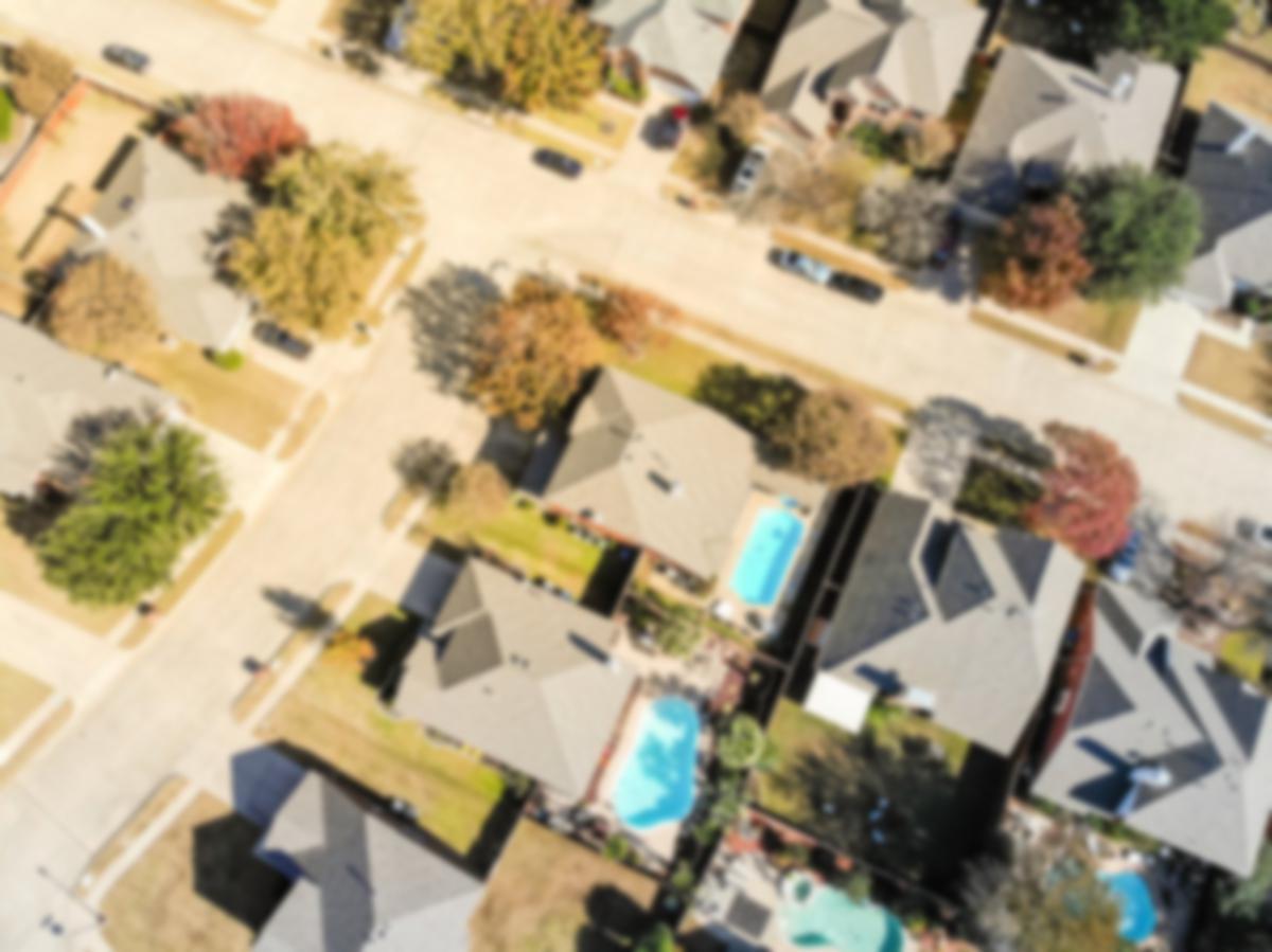 texas subdivision