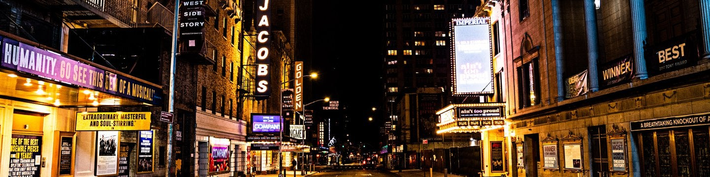 theater district