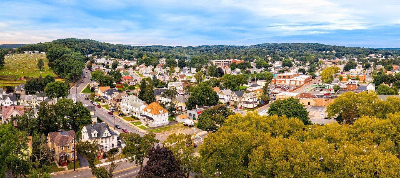town_aerial