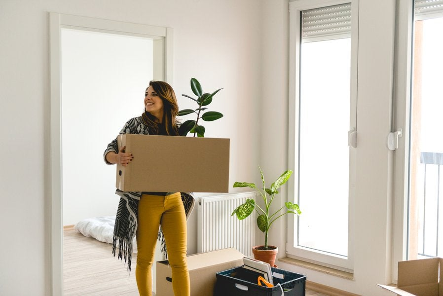 Relocating for Work? Here's Why it Pays to Rent First