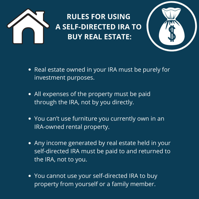 Using ira funds for real estate investments start up investment ideas