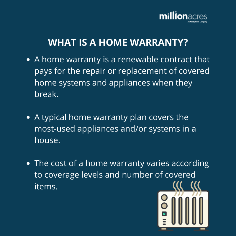 What Is A Home Warranty Are They Worth It Millionacres