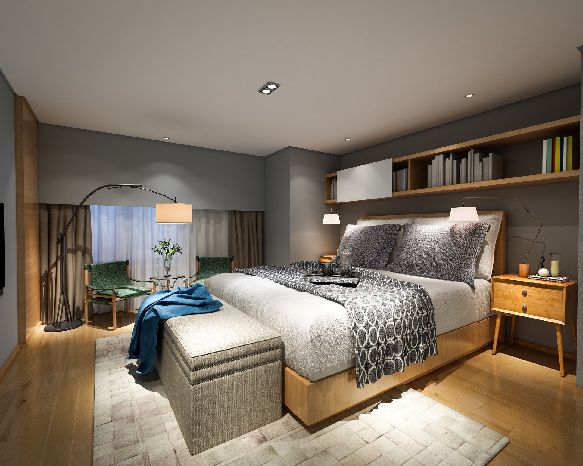 The 7 Best Tips For Designing A Bedroom Millionacres