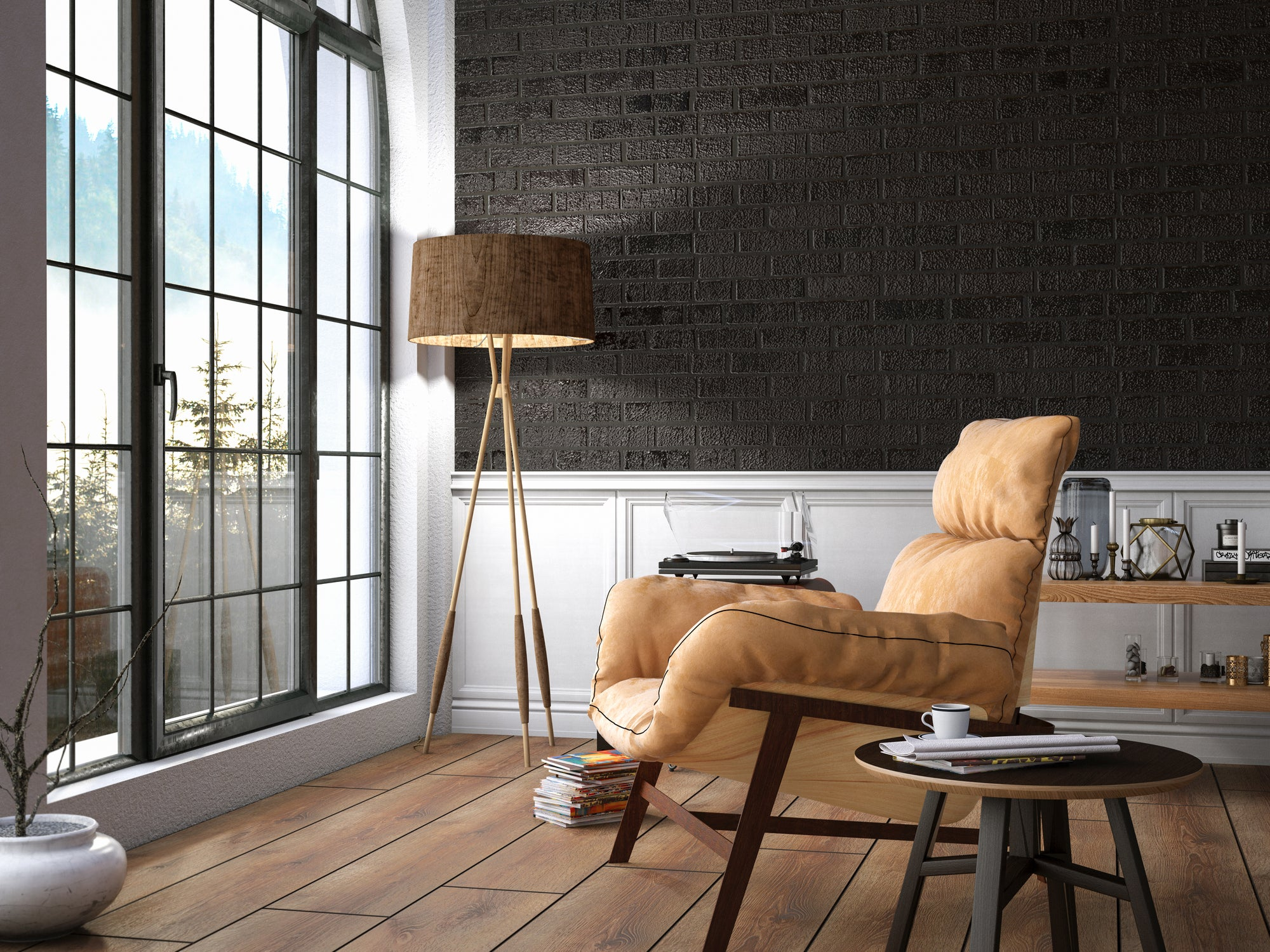 Pros And Cons Of Exposed Brick Walls Millionacres