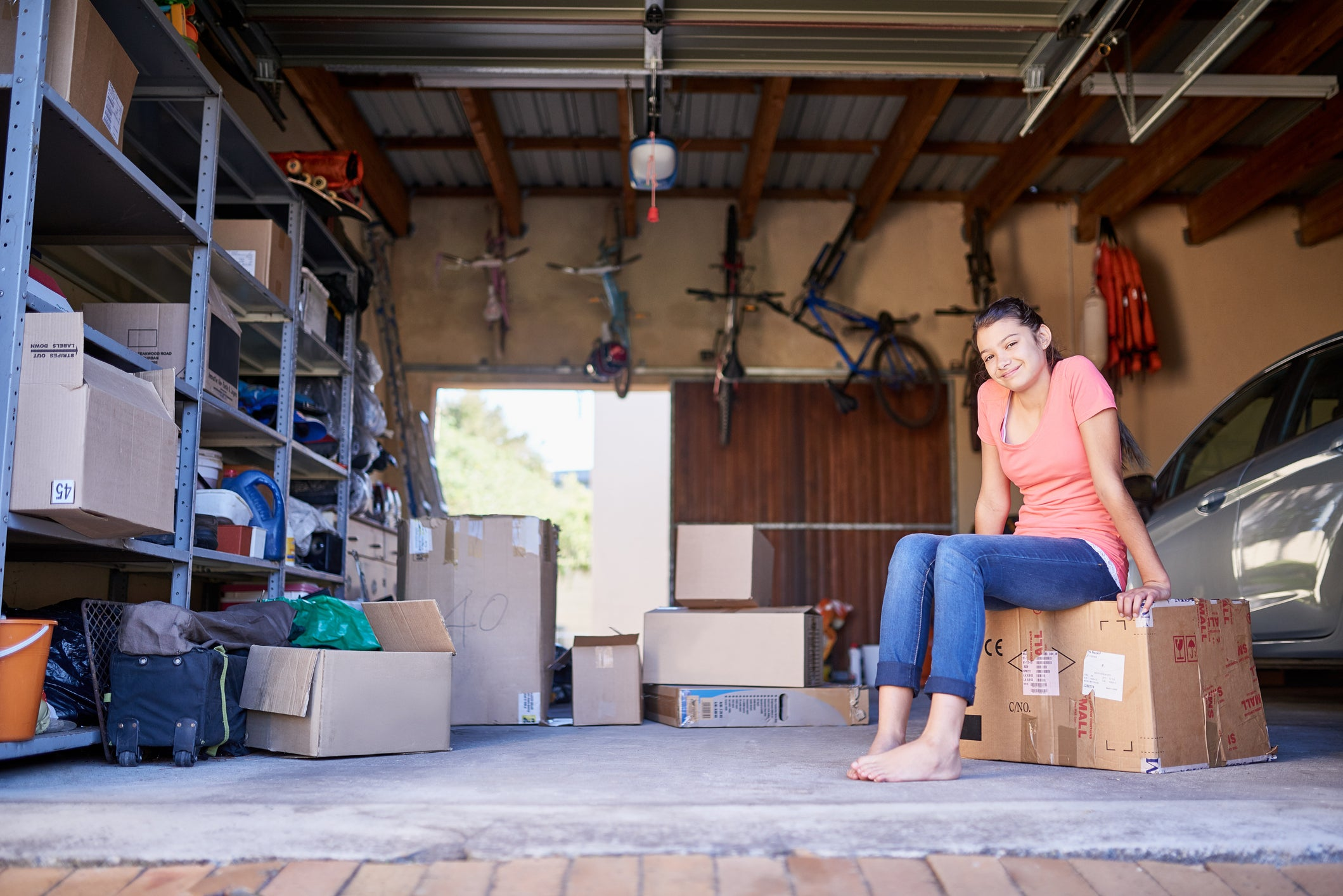 Should You Convert Your Garage To Extra Living Space Millionacres