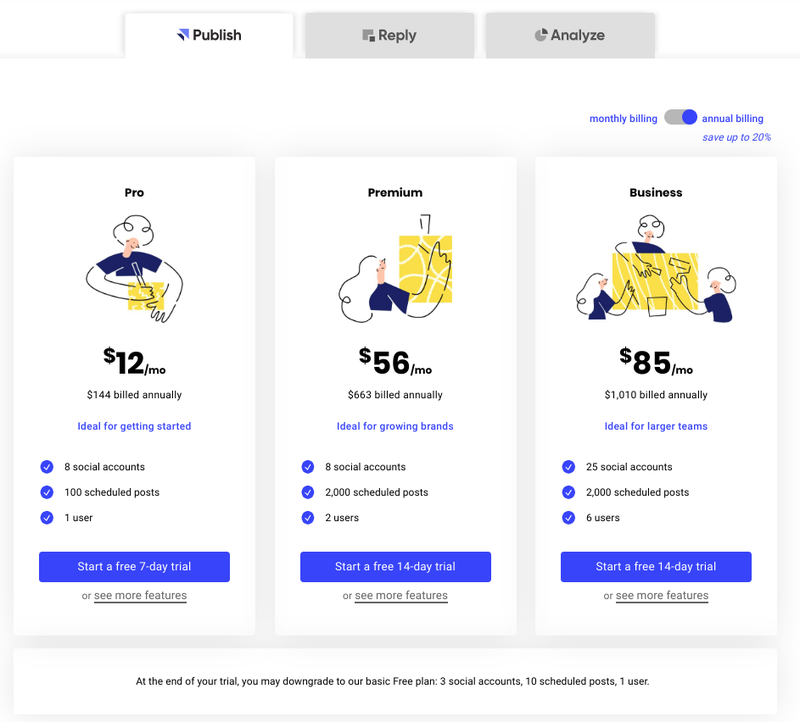 Buffer Review 2021: Features, Pricing & More | The Blueprint
