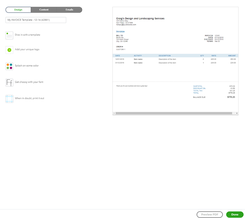 Quickbooks Online Vs Xero Which Is Better For Invoicing The Blueprint