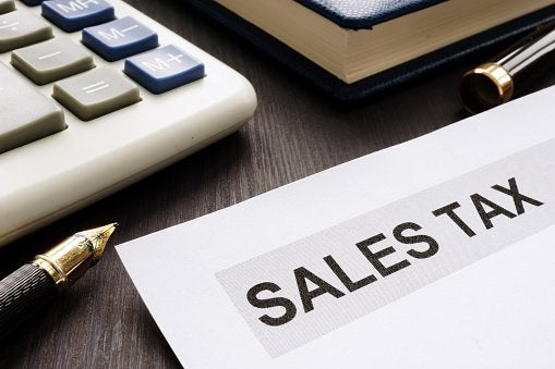 Sales Tax: Do You Need to Charge It?