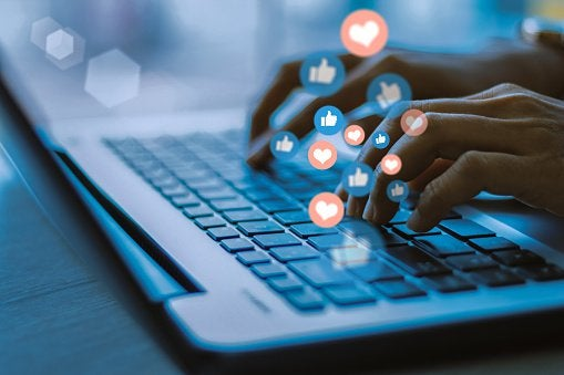 Marketing + Social Media - cover