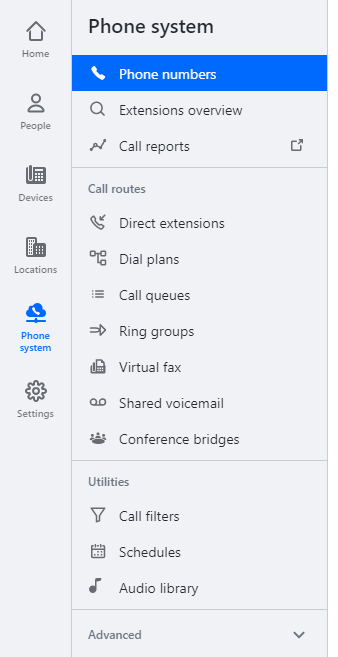 GoToConnect offers robust options for managing its VoIP phone systems.