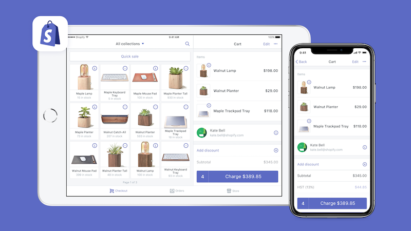 Shopify vs. Square: Which POS System Is Best? | The Blueprint
