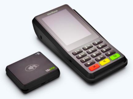 Stripe credit card terminal