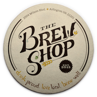 The Brew Shop's logo