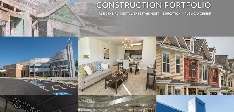 Commercial Group's construction portfolio