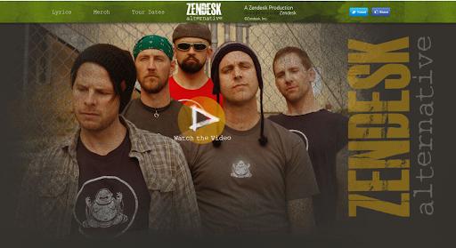 ZenDesk Alternative website