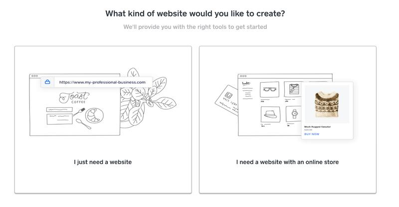 Weebly eCommerce setup process