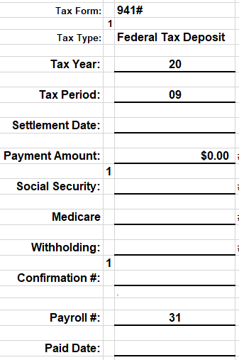 Completing Your Small Business Taxes With Irs Form 941 The Blueprint