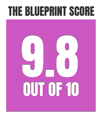 The Blueprint Score